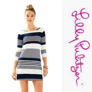 MARLOWE BOATNECK T-SHIRT DRESS